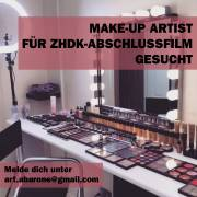 MAKE-UP ARTIST für ZHdK-Produktion gesucht